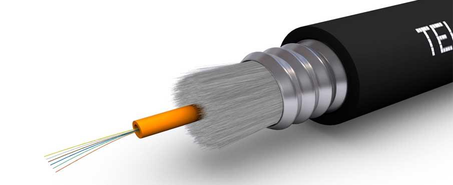 Tipos de cubiertas para fibra ptica - Cable para exterior ...