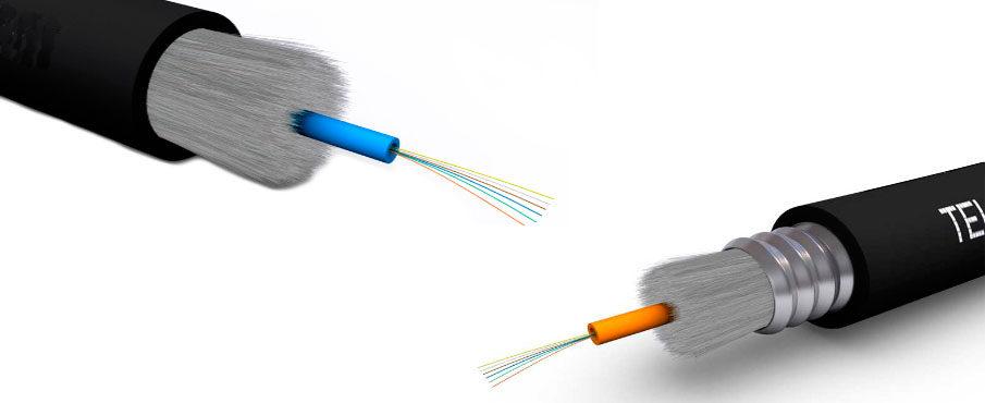 características fibra óptica