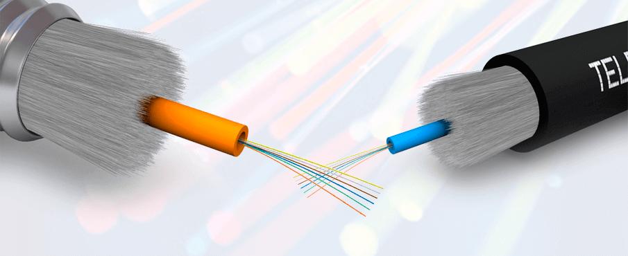 Identificación de los tubos de las Mangueras de Fibra Óptica