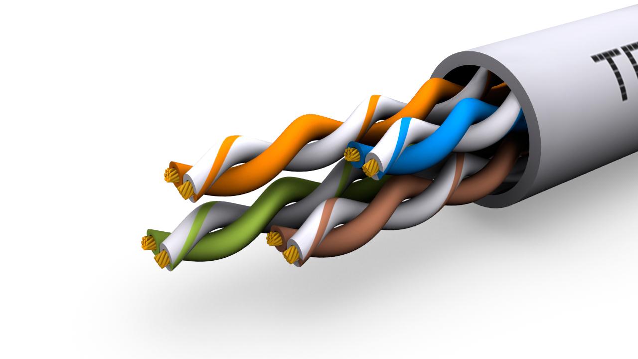 Cable utp 4 pares categoria 6 lszh flexible gris - Cable ethernet categoria 6 ...