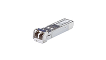 Gigabit Ethernet Monomodo LC simplex Tx:1490nm Rx:1310nm, 15 dB, diagnostico digital y temperatura