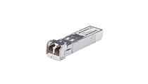 Gigabit Ethernet Monomodo LC simplex Tx:1490nm Rx:1310nm, 15 dB, diagnostico digital y temperatura