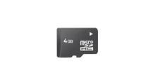 Tarjeta Micro SD 4Gb para Micro switches 6ªGeneracion +25ºC-85ºC