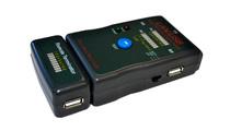 COMPROBADOR DE PARES RJ45/RJ11/USB