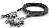 ENLACE 6 S/FTP CATEGORIA 6A RJ45 HEMBRA-HEMBRA