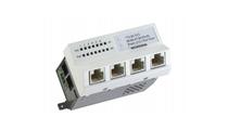 45x45 horizontal 1x100/1000BaseX SFP Uplink y alimentacion 230VAC