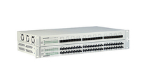 Multiconvertidor TELCO / FO 12P Fast ethernet gestionable