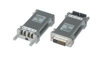 Extensor TX DVI por Fibra Optica SM 1310nm 4-LC 5 km hasta 32 RX