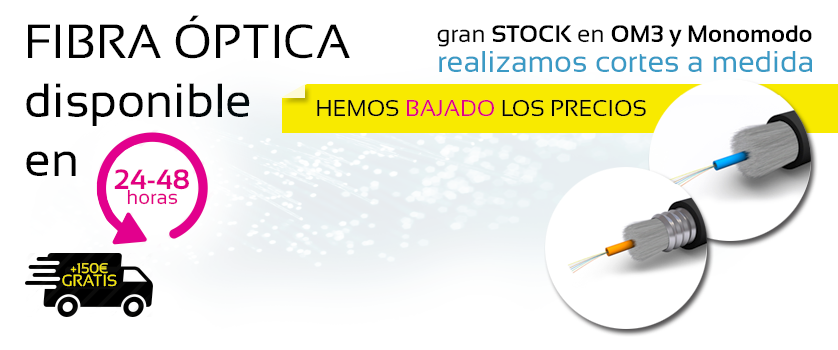 fibra stock disponible