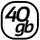 40 Gb