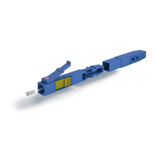 conector fibra óptica